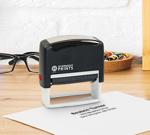 about custom address label stamps
