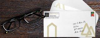 Custom Envelopes Design and Printing