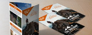 Premium Folded Leaflets - Online Printing